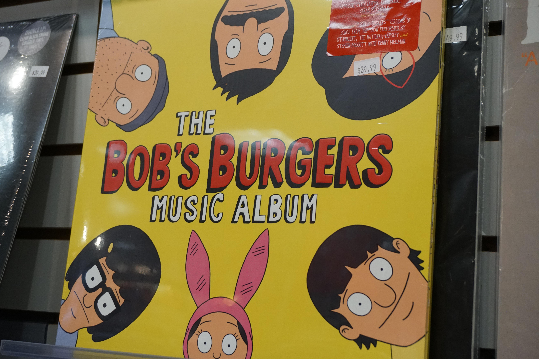 """""""The Bob's Burgers Music Album"""""""